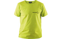 Edelrid Promo Shirt chute green